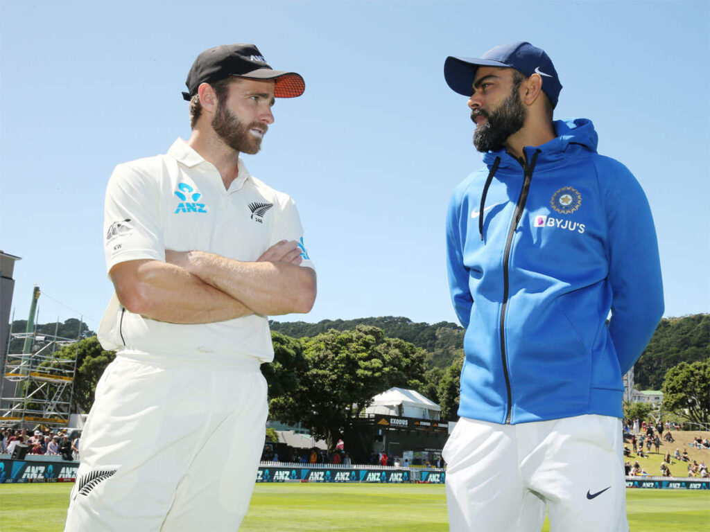 Indian squad for World Test Championship